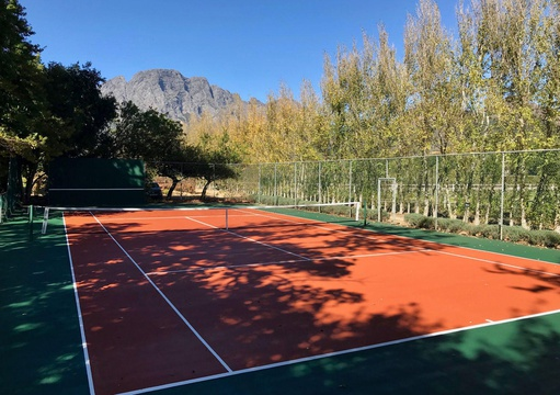 Tennis Court at Clermont